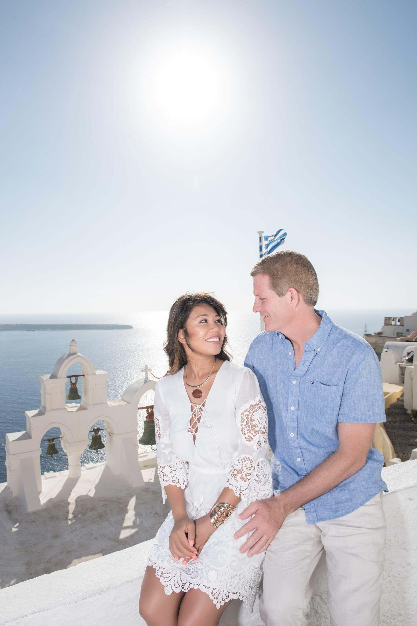 Santorini Greece Vacation