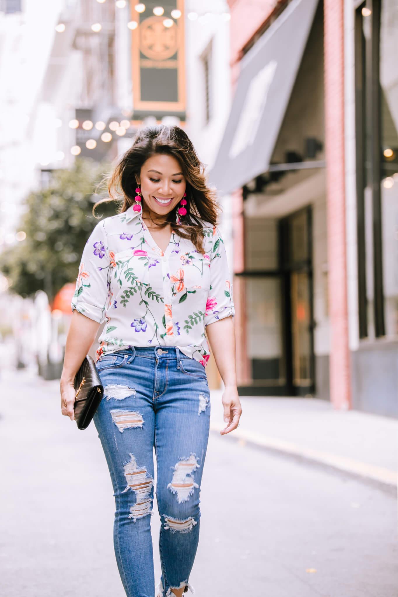 fashion blogger maryland