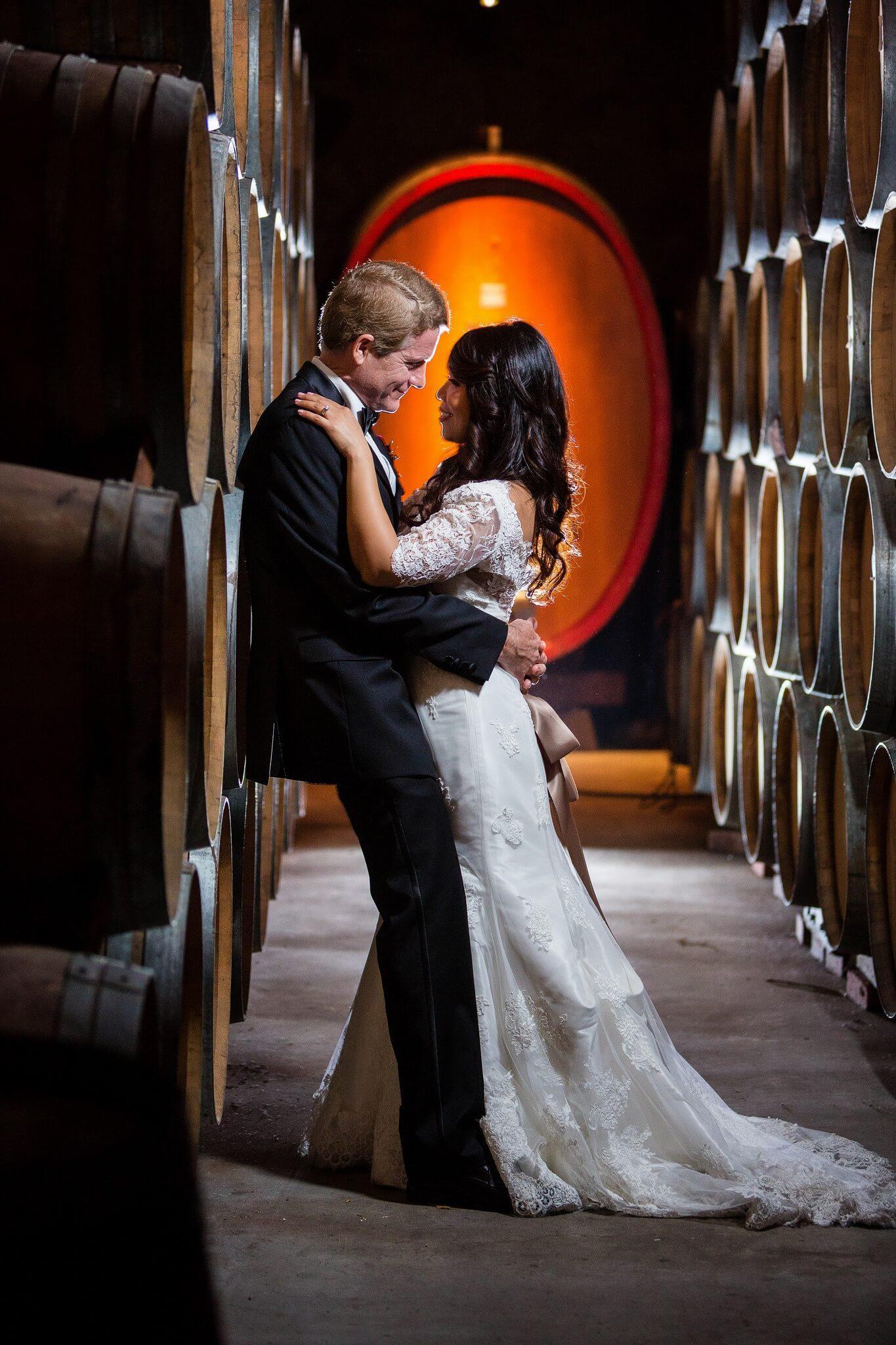 v sattui barrell room, wine barrels, v sattui winery, things to do in napa, wine tasting