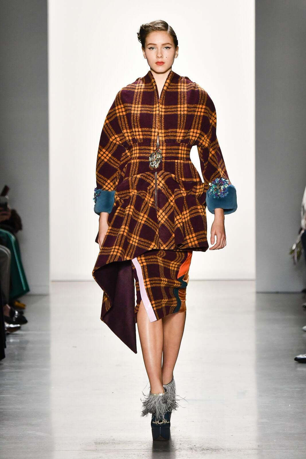NYFW, #nyfw, new york fashion week, son jung wan, @sonjungwan, #sonjungwan, predupre, @predupre, NYFW the Shows, NYFW F/W 2019, women's apparel, women's fashion, women's fall fashion, women's winter fashion, fashion collection, fall fashion trends, winter fashion trends, #runway, #runwaymodel, Son Jung Wan F/W 2019, #nyc, #runway, fall trends 2019, fall style 2019, winter trends 2019, winter style 2019